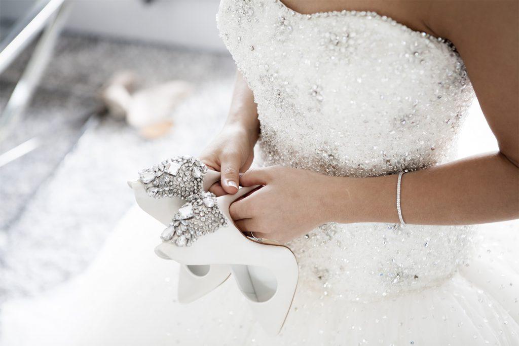 Waar op te letten bij het kiezen van een trouwjurk?