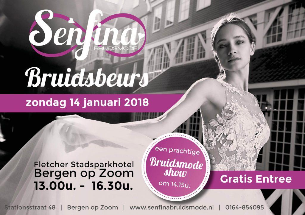 Senfina bruidsbeurs 14-01-2018 Fletcher Stadparkhotel Bergenop Zoom