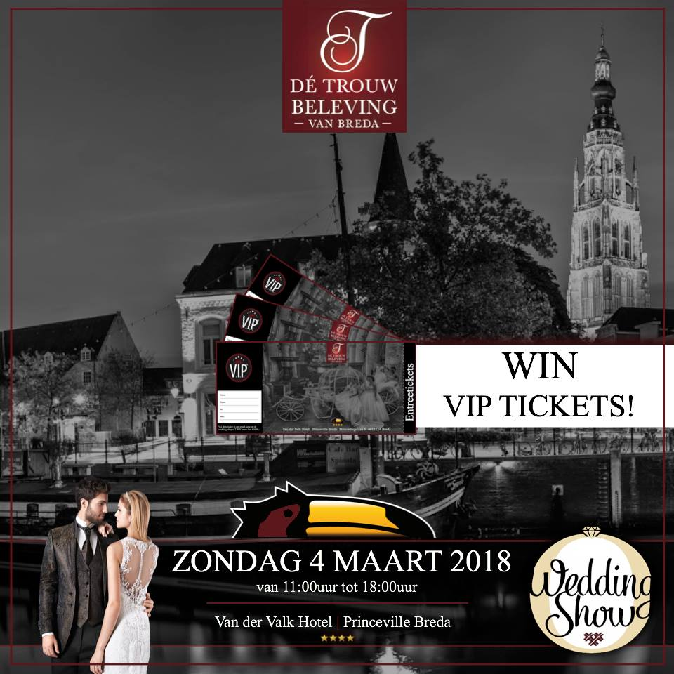 De trouwbeleving van Breda