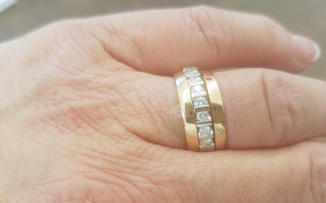 Prachtige ring
