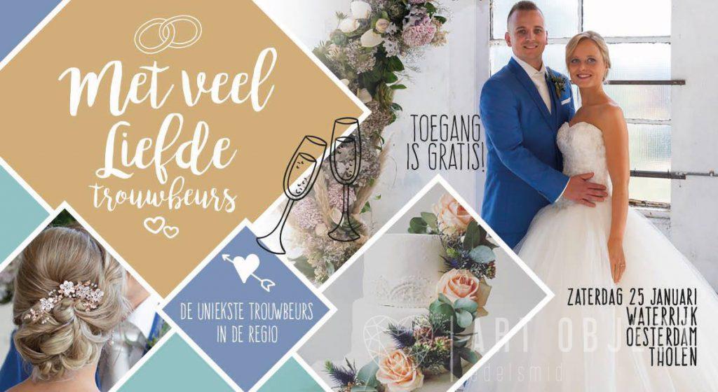 Met veel liefde trouwbeurs